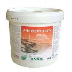Dezinfectant de nivel inalt pentru dispozitivele medicale ANIOSEPT ACTIV , 1 Kg