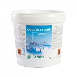 Dezinfectant detergent de nivel inalt pentru suprafete si dispozitive medicale ANIOS OXYFLOOR (CUT. X 1 KG)