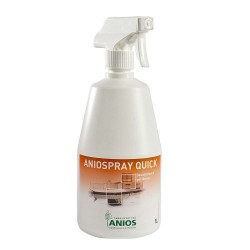 Dezinfectant pulverizabil ANIOSPRAY QUICK