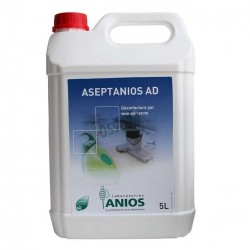 Dezinfectant pentru aeromicroflora, suprafete si dispozitive medicale pe cale aeriana ASEPTANIOS AD, 5 Litri