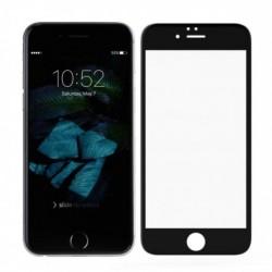 Folie Sticla Apple iPhone 6 Plus Full Face Negru