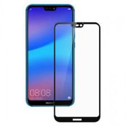 Folie Sticla Huawei P20 Lite 2019, 10D, Negru