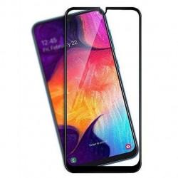 Folie Sticla Samsung Galaxy A8 2018, 10D, Negru
