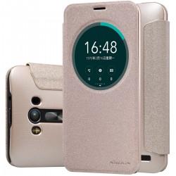 Husa Asus Zenfone 2 Laser Nillkin Sparkle Auriu
