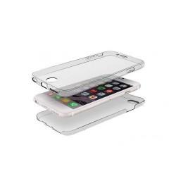 Husa Apple iPhone 6/6S Plus Full Tpu 360 Transparent
