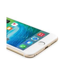 Folie Sticla Apple iPhone 6/6S 4D/5D Alb