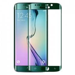 Folie Silicon Samsung Galaxy S6 Edge Verde