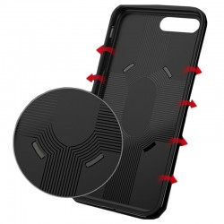 Husa Apple iPhone 6 Ipaky Ring Negru