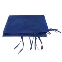 Perete Lateral Cort Evenimente 12 m Albastru