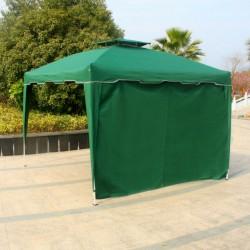 Perete Lateral Cort Evenimente 12 m Verde