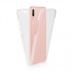 Husa Huawei P20 Flippy Full Tpu 360 Transparent