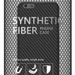 Husa Apple iPhone 7 Nillkin Synthetic Fiber Negru