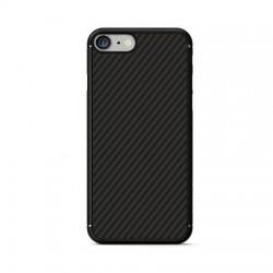 Husa Apple iPhone 8 Nillkin Synthetic Fiber Negru