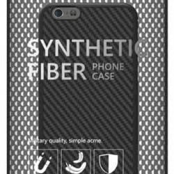 Husa Apple iPhone 8 Plus Nillkin Synthetic Fiber Negru