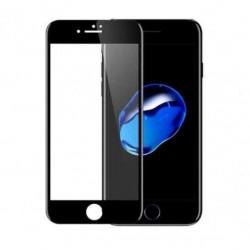 Folie Sticla Apple iPhone 6 Plus Flippy® 4D/5D Negru