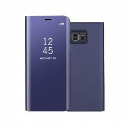 Husa Huawei Mate 10 Lite Flip Cover Oglinda Violet