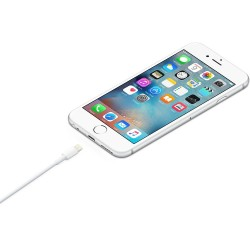 Cablu Date Apple Lightning 1m Alb