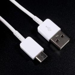 Cablu Date Type C 1 m Bulk, Alb