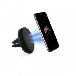 Suport auto magnetic pentru telefon BK4-CD, Negru