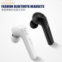 Casca Bluetooth WUW-R33 Flippy, Alb