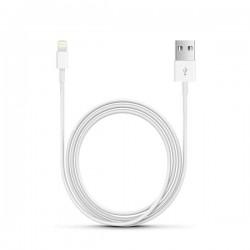 Cablu Date 2A Lightning 1 m WUW-X83 Flippy Blister, Alb