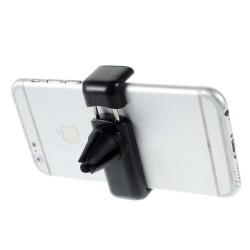 Suport auto pentru telefon BK001-CD Flippy, Negru