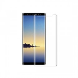 Folie Sticla Samsung Galaxy Note 9 Full Glue Nano Water Transparent