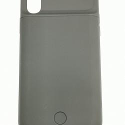 Acumulator extern WUW-JLW Power Case 4000 mAh pentru Apple iPhone XR, Negru