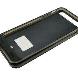 Acumulator extern iFans Battery Case 3100 mAh pentru Apple iPhone 6/6S, Negru