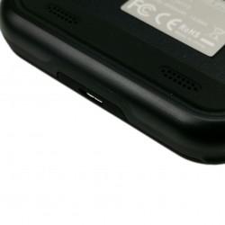 Acumulator extern iFans Battery Case 4000 mAh pentru Apple iPhone X, Negru