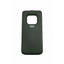 Acumulator extern iFans Battery Case 4500 mAh pentru Samsung Galaxy S9 Plus, Negru