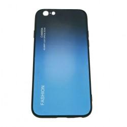 Husa Apple iPhone 7 Hybrid Back Degrade, Albastru