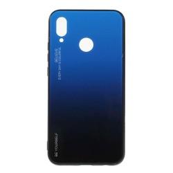 Husa Huawei P20 Lite Hybrid Back Degrade, Albastru