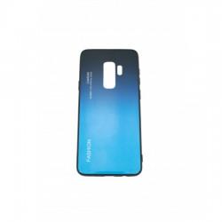Husa de protectie Hybrid Back Degrade pentru Samsung Galaxy S9 Plus, Albastru