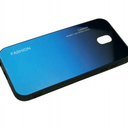 Husa Samsung Galaxy J5 2017 Hybrid Back Degrade, Albastru