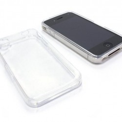 Husa Apple iPhone 4/4S Tpu Transparent