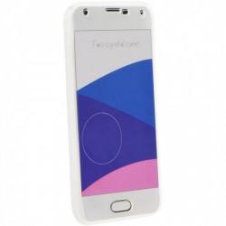 Husa de protectie Full Tpu 360 pentru Samsung Galaxy A7 2018, Transparent