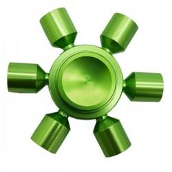 6 Heads Lite Spinner Verde