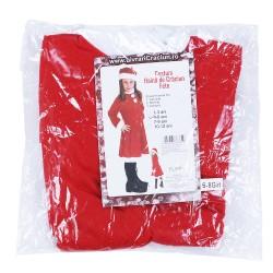 Costum Craciunita Flippy® Fata, 4-6 ani, 3 piese, Polar
