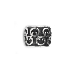 Charm din Argint 925 Butoias cu cercuri