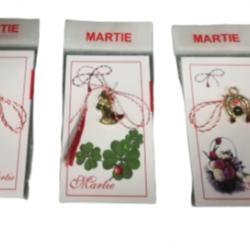 Martisor Traditional Plastic 5.5cm x 8.5cm