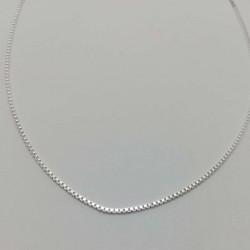 Lantisor Argint 925 Sarpe 40 cm