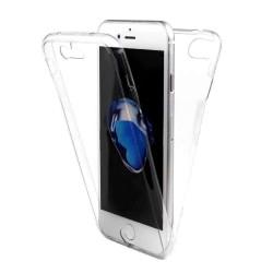 Husa Apple iPhone 8 Flippy Full Tpu 360 V2 Transparent