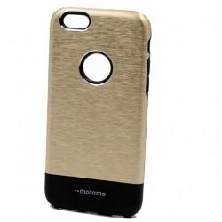 Husa Apple iPhone 6 Plus/6S Plus Motomo V4 Auriu