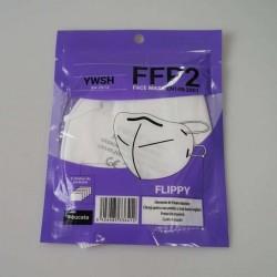 Semi masca filtrare particule FFP2, CE 2163
