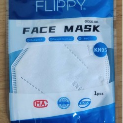 Masca faciala igienica KN95, 5 straturi - 1 buc