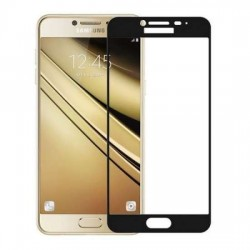 Folie de protectie Full Glue Sticla securizata pentru Huawei Enjoy Z Negru