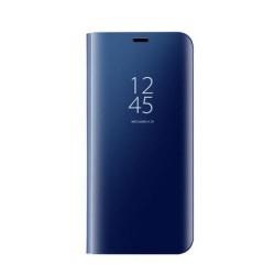 Husa Huawei Mate 10 Pro Flip Cover Oglinda Albastru