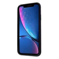 Husa Apple iPhone 7/8/SE 2020 Liquid Silicone Case Negru