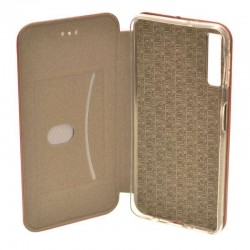 Husa Apple iPhone 11 Pro Max Magnet Book Case Auriu